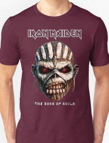 IRON MAIDEN Band bada2 the book of souls Tour T-Shirt