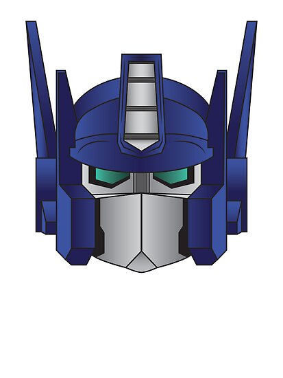 Optimus Prime by tombst0ne