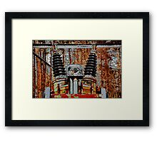Transformers...Robots in Disguise  Framed Print