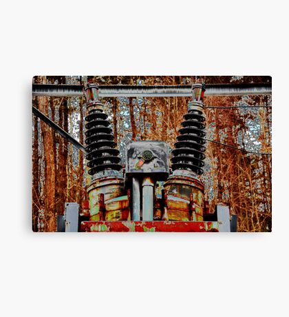 Transformers...Robots in Disguise  Canvas Print