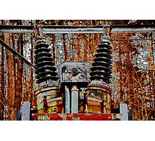 Transformers...Robots in Disguise  Photographic Print