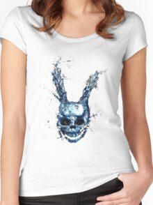 Donnie Darko Rabbit Women's Fitted Scoop T-Shirt