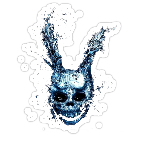 Donnie Darko Rabbit by abbess