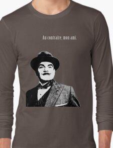 Hercule Poirot Long Sleeve T-Shirt