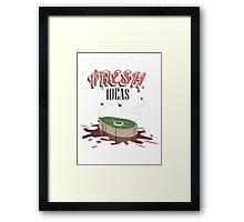 Fresh Ideas Framed Print