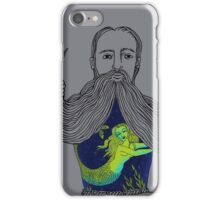 The Sailor and the Mermaid iPhone Case/Skin