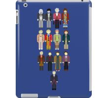 Doctor Who Minimalist iPad Case/Skin