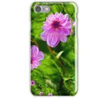 Fantasy Pink Dahlia iPhone Case/Skin