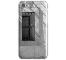 Window in Shadows iPhone Case/Skin