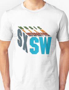 SXSW The Big Sleep 2012 T-Shirt