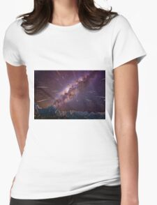 Kaboom Womens Fitted T-Shirt