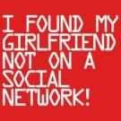 I found my girlfriend... by Laser67