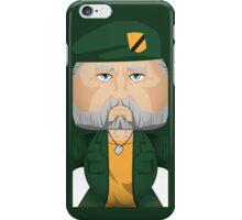 Bill the Veteran. iPhone Case/Skin