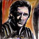 Richard Armitage, Gisborne, watercolor by jos2507