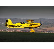 Yellow Starduster Photographic Print
