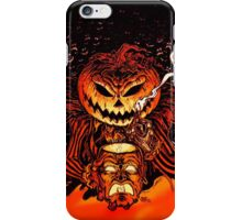 Pumpkin King Lord O Lanterns iPhone Case/Skin
