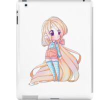 Momo Hyabutso iPad Case/Skin