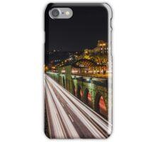 Speed of light iPhone Case/Skin