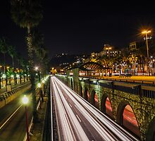 Speed of light by lorenzoviolone