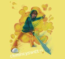 The ChimneySwift11™ One Piece - Short Sleeve