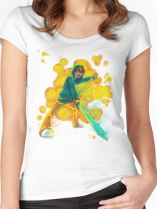 The ChimneySwift11™ Women's Fitted Scoop T-Shirt