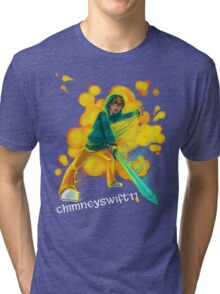 The ChimneySwift11™ Tri-blend T-Shirt