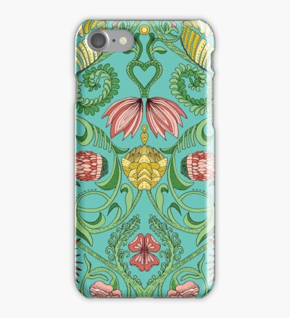 Up The Garden Path iPhone Case/Skin