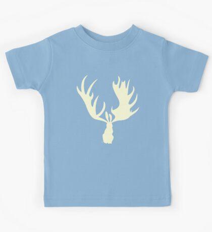 Hare Moose  Kids Tee