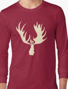 Hare Moose  Long Sleeve T-Shirt