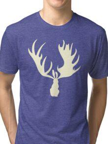 Hare Moose  Tri-blend T-Shirt