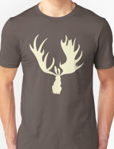 Hare Moose  T-Shirt