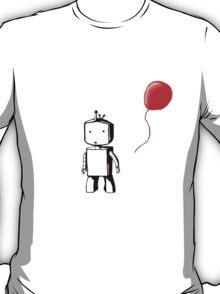 Robot Balloon T-Shirt
