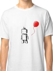 Robot Balloon Classic T-Shirt