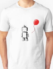 Robot Balloon T-Shirt