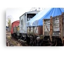 Carriages Canvas Print