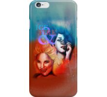 OTP : Ice & Fire iPhone Case/Skin
