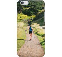 Hiking iPhone Case/Skin