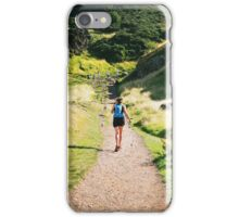 Hiking iPhone Case/Skin