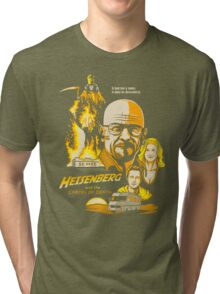 Heisenberg and the Cartel of Death Tri-blend T-Shirt