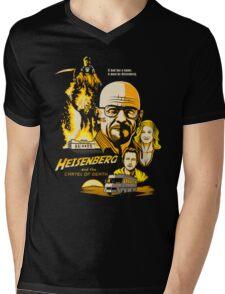 Heisenberg and the Cartel of Death Mens V-Neck T-Shirt