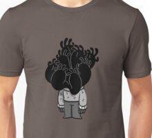 Holding on to Sanity Unisex T-Shirt