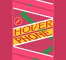 Hover Phone ! (for iPhone 4) by vxspitter