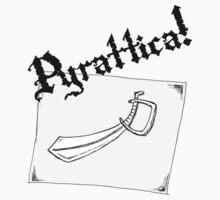 Pyrattica! by Peter Chapman
