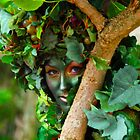 Lady in the Trees by Simon Evans