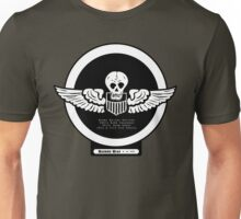Burma Bridge Busters - 490th BS - 341st BG - 10th & 14th AF Emblem  Unisex T-Shirt