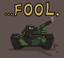 FOOL. by Hydrothrax