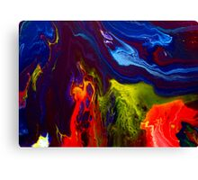 EARTH UNLEASHED 2 Canvas Print