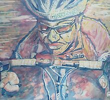 Road Warrior No.2- The Sly One by Jeanne Allgood