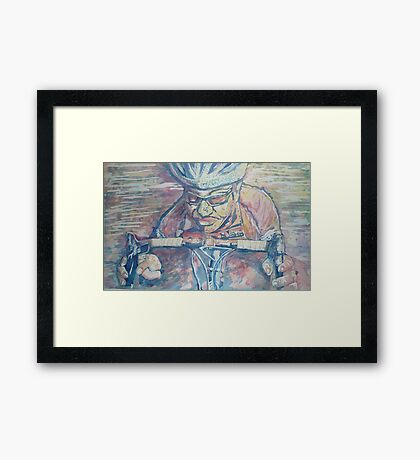 Road Warrior No.2- The Sly One Framed Print