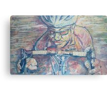 Road Warrior No.2- The Sly One Canvas Print